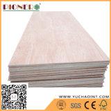 4 ' x8 Bintangor, Okoume, pinho, fabricante comercial da madeira compensada de Keuring