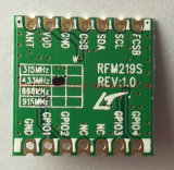 RFの受信機モジュールRfm219s 315/433/868/915のMHzの無線受信機モジュール