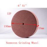 """6 12p """" X1 """" Nylonplatten-Pinsel-Abdeckstreifen-Platten-Oberflächen-klimatisierende Räder"""