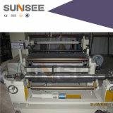 Machine de fente de film plastique/papier (approvisionnement d'usine)