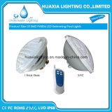 AC12V PAR56 백색 IP68 수중 LED 수영풀 빛