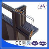 Profilo di alluminio della costruzione personalizzato OEM di alta qualità per la finestra