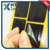 Le collant micro nano noir d'aspiration peut être libre pour coller la surface lisse