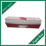 Caja del empaquetado diseño de la flor de papel de lujo