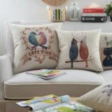 Almofada de algodão de algodão por atacado personalizado para decoração interior interior Accent