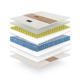Фланель ткань крышку Pocket Spring матрас с высокая стойкость пены отель мебель /FB600