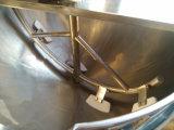 Le basculement de chauffage à vapeur Jackete Kettle Kettle Kettle gainé.