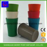 350ml 12oz Nahrungsmittelgrad BPA geben kundenspezifisches Weizen-Faser-Cup frei