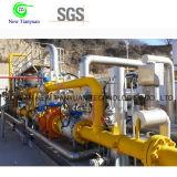 Equipamentos de skid integrado para recolha de gás e regulação de pressão