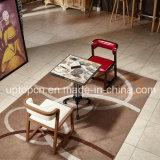 O restaurante da moda Conjunto de Móveis com estrutura de madeira cadeira e mesa Retro (SP-CT786)