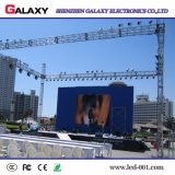Alto brillo a todo color P4/P5/P6 LED de alquiler en el exterior la visualización de vídeo/pared/pantalla para mostrar/Fase/CONFERENCIAS/Concierto