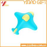 シリコーンの赤ん坊の胸当てのエプロン(XY-HR-73)をきれいにすること容易な環境に優しいFDA食糧等級