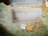 Alien H3 / H4 9662 ISO18000-6c Chips Tarjeta inteligente UHF RFID Wet Inlay