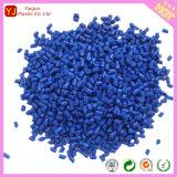 Masterbatch azul para el plástico de la resina del policarbonato