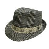 点検されたデザイン(JRX003)のソフト帽の帽子
