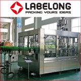 Macchinario gassoso di Labelong della macchina di rifornimento delle bibite analcoliche