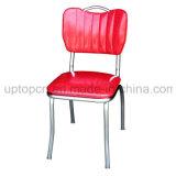 Кресло из искусственной кожи с высокой плотностью установки обивки стул для продажи (SP-LC293)