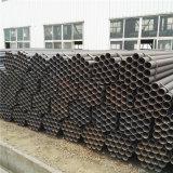 ASTM A53 BS1387の熱い浸された及び裸の明白な端ERWの炭素鋼の管
