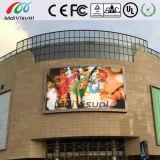 Avant d'entretien des panneaux LED numérique pour la publicité extérieure