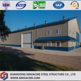 Structure de trame de métal préfabriquées Sinoacme Immeuble de bureaux