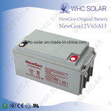 12V 65Ah batería AGM de ciclo profundo para UPS Sistema Solar