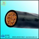 銅かアルミニウムコンダクターXLPEの絶縁体PVC外装の電源コードワイヤー