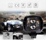 Feu de travail LED 35w 5700K off Spot à lumière des feux de route Pod le brouillard de la conduite hors route bouclier de barres de toit étanche pour les chasseurs de camion Vtt Jeep SUV UTV