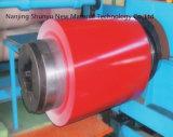 El color cubierto prepintó el fabricante de aluminio de las bobinas del acero inoxidable