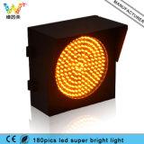 Lumière clignotante ambre brumeuse de sécurité routière de temps de voie exprès élevée de voie