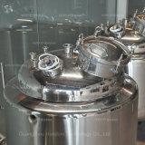 Farmaceutische Magnetische het Bewegen Tank voor Injectie met de Magnetische Opruier van de Bodem