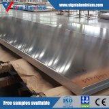 Placa H111/folha de alumínio do revestimento 5083 do moinho