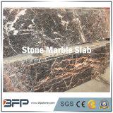 Blanco natural Polished/negro/verde/mármol de piedra gris para la piedra de la construcción de suelo