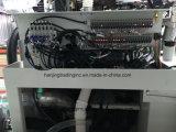 Machine à tricoter de chaussettes automatiques avec le dispositif de tiges