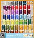 Amorçage coloré de broderie de rayonne sur de mini boisseaux