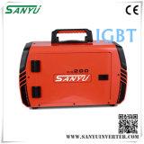 110V/230V de dubbele Machine van het Lassen van Voltages MIG/TIG/MMA Multifunctionele (mig-160GD IGBT)