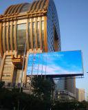 Экран дисплея коммерчески рекламировать напольный СИД деталей P10 P12 P16 СИД выдвиженческий