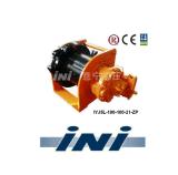 Recuperación Hidráulica Cabrestante para Tirar (1-40ton)