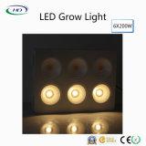 Crecer con luz LED CREE fichas para las plantas de interior y flores