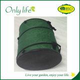 Onlylifeオックスフォードのポップアップ庭袋の無駄袋