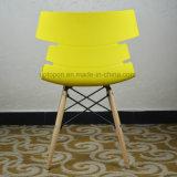 Cadeira plástica do pé sem braços barato do cromo (SP-UC515)