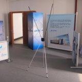 Drapeau en aluminium de stand de drapeau de X pour la publicité