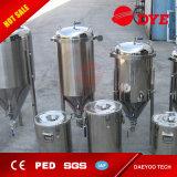 Fermenteur de /Grain de matériel de brassage de bière d'acier inoxydable