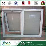 Effetto Windows lustrato doppio di uragano del PVC per ventilazione della stanza da bagno