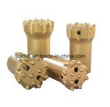Outils à pastilles d'amorçage de morceaux Drilling de granit R32 (35), R38, T51