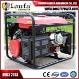 5KW 5kVA soldador Gasolina Gasolina Gerador de Solda