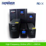 alimentazione elettrica ininterrotta in linea ad alta frequenza dell'UPS 3kVA/2400W (EX3K/T3K)