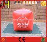 Boya inflable hermética de la boya inflable promocional para los deportes de agua