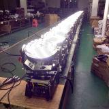 단계 DMX 급상승 36X10W RGBW 4in1 DJ 이동하는 헤드 LED