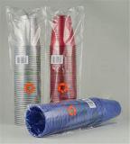 7oz (200ml) C077380 처분할 수 있는 PP/PS 플라스틱 다채로운 컵