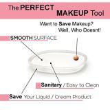 Прямая фабричная моющаяся силиконовая губка для макияжа
